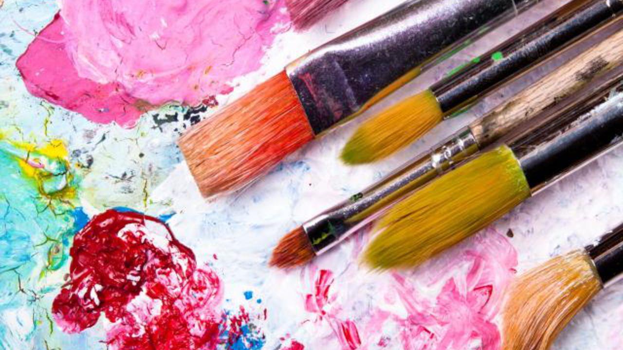 3 recettes de peinture à la craie faite maison