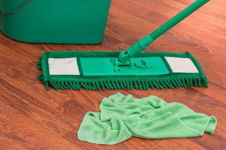 Fabriquer son produit nettoyant pour le sol
