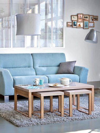 Canapés : les couleurs à avoir dans son salon